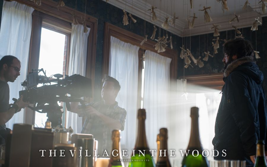 Camera Slider Tango Dolly Film The Village In The Woods