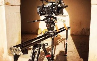 Camera track - camera slider Prosup Tango Roller