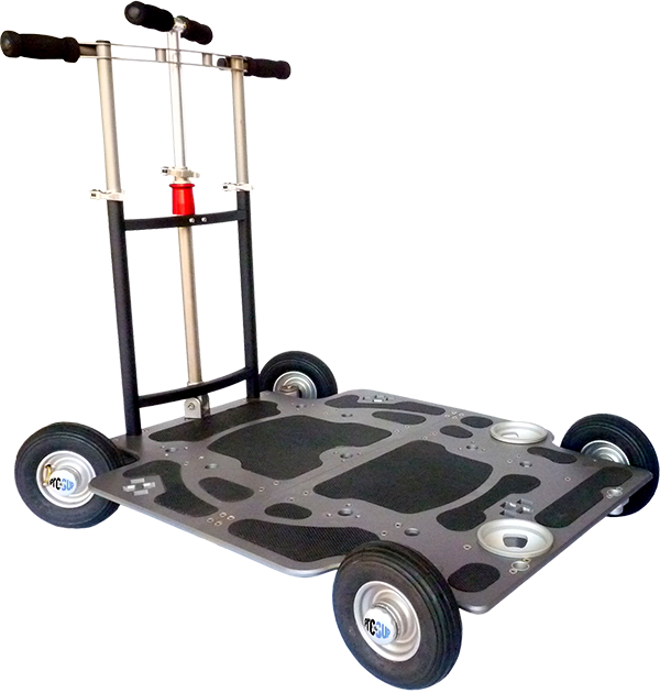 Camera Laptop Dolly By Prosup Camera Support Systems