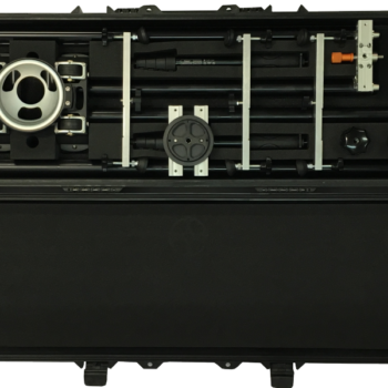 Camera Slider - Camera Track Package: Prosup Tango Roller Pelicase Set