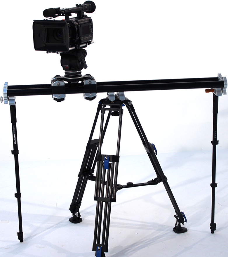 Camera Track - Camera Slider: Tango Roller by Prosup Professional Camera Support