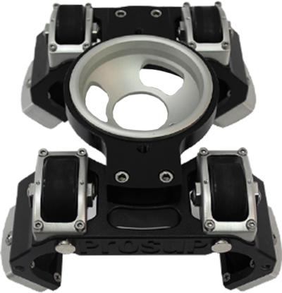 Camera Track - Camera Slider Prosup Tango Roller Head