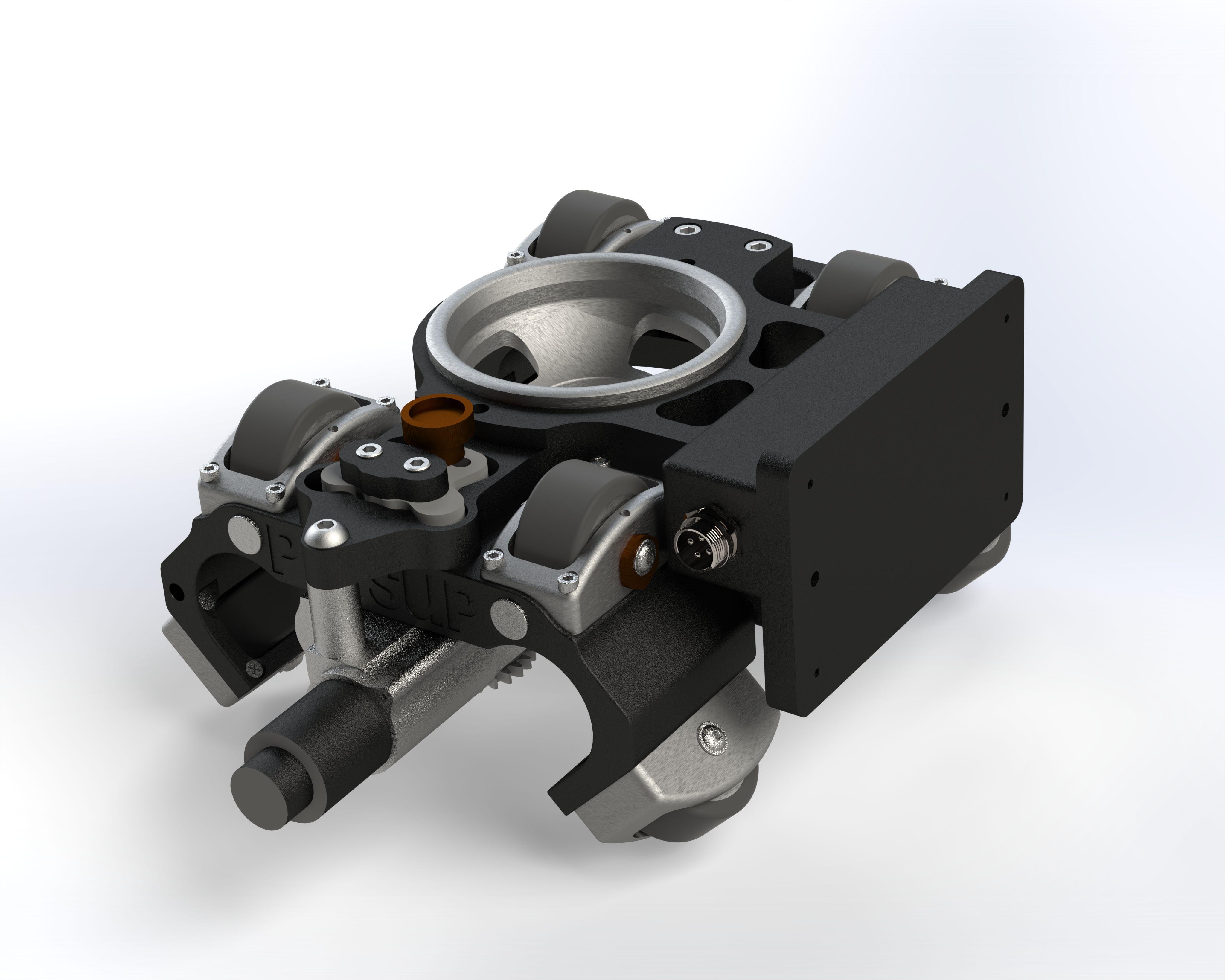 Ted - Tango Electronic Drive - motorised camera slider